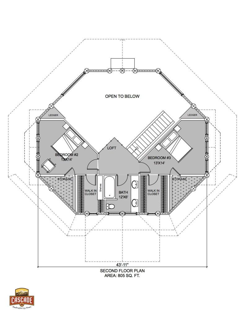 1500 2400 sq ft floor plans log homes