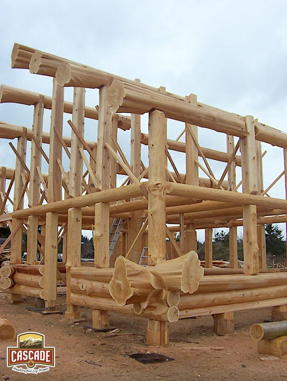 Post and beam construction for Post and beam construction