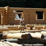 Full Scribe Log Homes