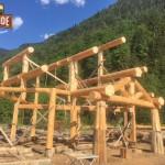 Unique Log Home - Kawartha Lake Ontario