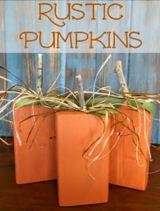 rustic-pumpkins