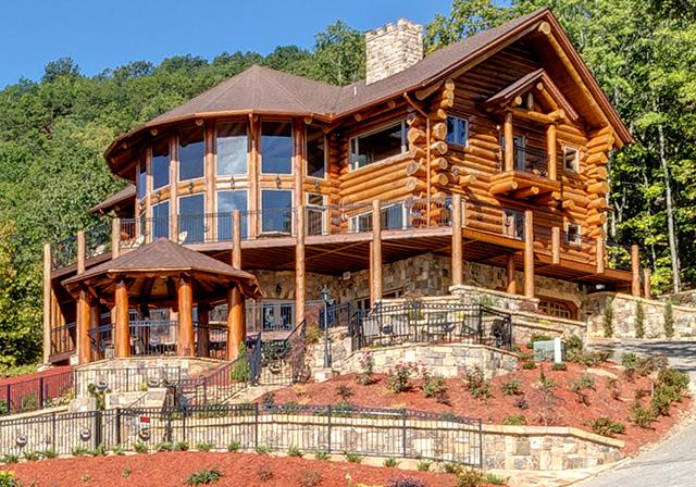 Introducing sean welch us distributor cascade for Log home plans georgia