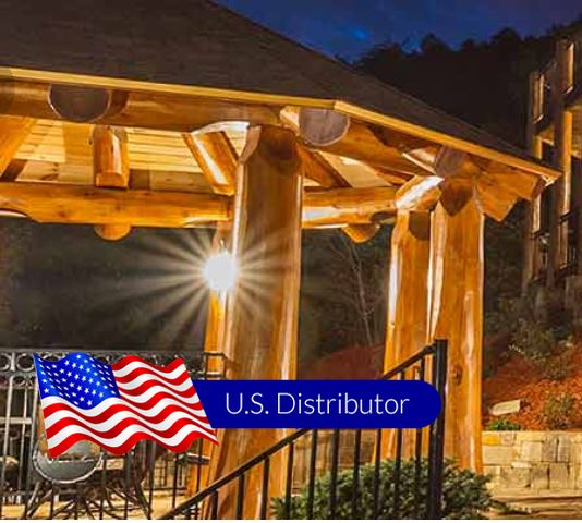 Southern US Log Home Builder