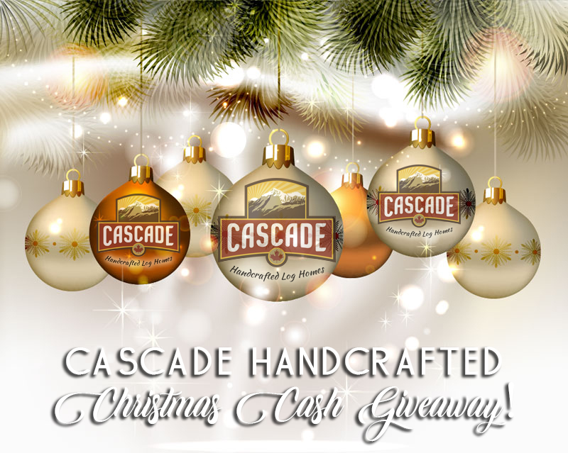 Cascade Christmas Cash Giveaway 2018
