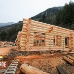 Cascade Handcrafted Log Homes - Missouri Project
