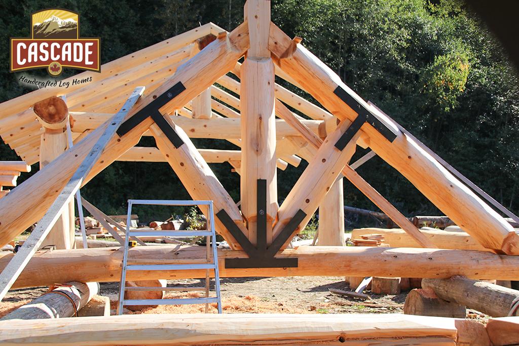 Steel plate truss reinforcements