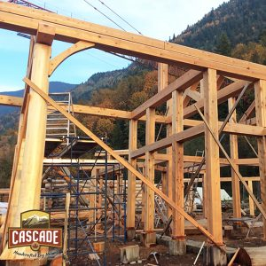 handcrafted timber frame homes
